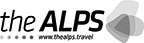 Logoleiste The Alps sw